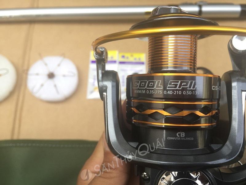 Bộ cần câu lục giá rẻ Superpro 420 CX-T259
