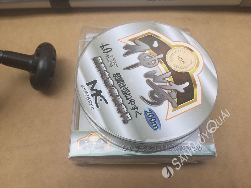 Bộ cần câu lục giá rẻ Superpro 420 CX-T254