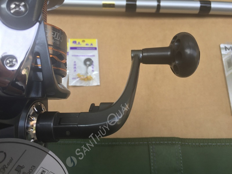 Bộ cần câu lục giá rẻ Superpro 420 CX-T256