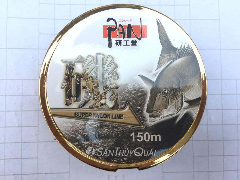 Dây câu cá PAN đỏ344
